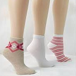 Women s Ankle Length Socks - View Specifications   Details of Ladies ... bacc5e3240