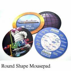 Round Shape Mousepad Sublimation Round Shape Mouse Pads