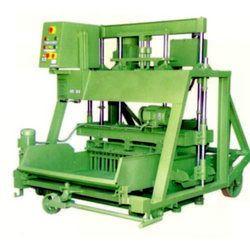 Concrete Block Making Machine In Rajkot कंक्रीट ब्लॉक