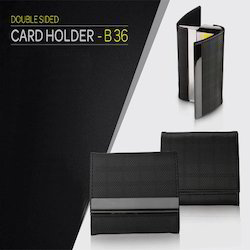 Double Side Business Card Holder