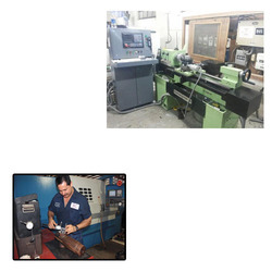 Cnc Lathe Machine For Manual Lathe