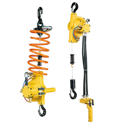EHW Wire Rope Air Hoist
