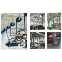 Exhaust Systems Stationary Vehicle