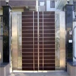 Fancy Main Gates