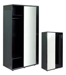 Black And White SS Wardrobes