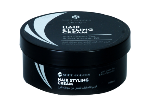 Hair Styling Cream Alluring Hair Styling Cream With Green Tea And Provitamin B5  Cosmic .