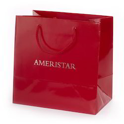 Gloss Laminated Paper Bags For Promotions