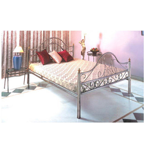 Classic Modular Kitchen Cabinets Rs 18000 Piece: Rectangle Stainless Steel Double Bed, Rs 11500 /piece