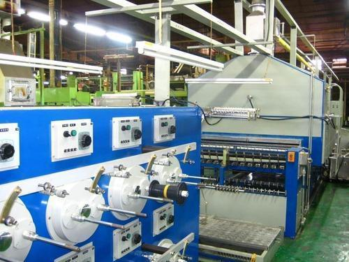 Automatic Wire Enameling Machine