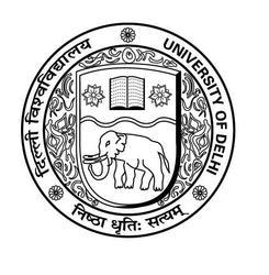 DELHI UNIVERSITY (Hindi Medium)