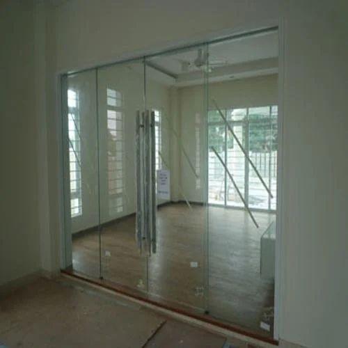 Glass partition door glass door saligramam chennai global glass partition door planetlyrics Choice Image