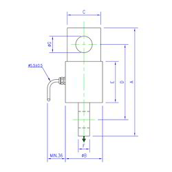 Load Cell Tension Type