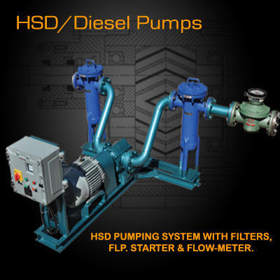 FUEL TRANSFER GEAR PUMPS - Diesel Pumping System Manufacturer from