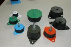 Rubber To Metal Anti Vibration Mounts Corirubber