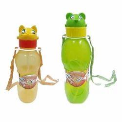 Plastic Water Bottle For School Kids