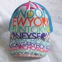 Multicolor Printed Caps