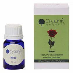 Organic Harvest Rose 100% Pure Essential Oil