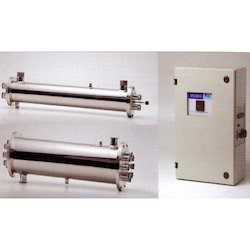 Industrial UV Water Treatment Systems Alfa