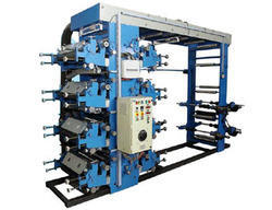 Flexographic Printing Machine Flexographic Printer