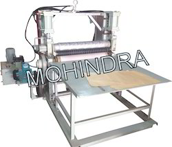 Paper Wedding Card Embossing Machine, Automation Grade: Automatic