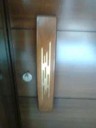Wood Brass Inlay