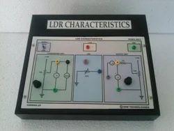LDR As An Optical Sensor