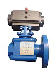 2 Way Ball Valves With Actuator