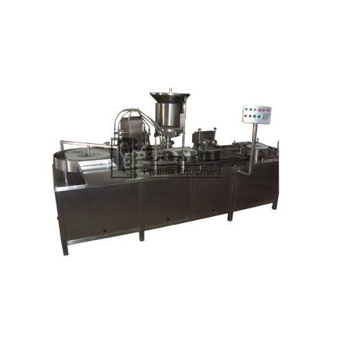 Laxmi Pharma Equipment LVFS-121 Filling Machine
