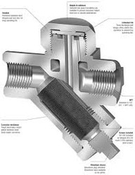 Steam Traps & Strainers