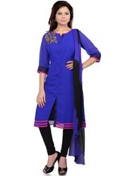 Ladies Designer Long Suit