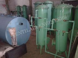 Compact MBBR Sewage Treatment Plant