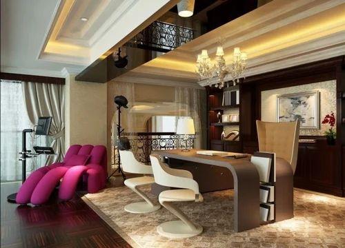 marvellous home office interior design ideas | Luxury Corporate Interior Office Design in Sector 142 ...