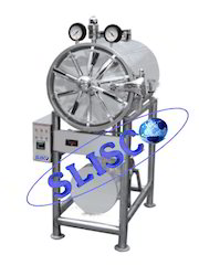 Horizontal High Pressure Triple Wall Autoclave