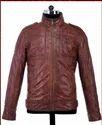 Buff Leather Jacket