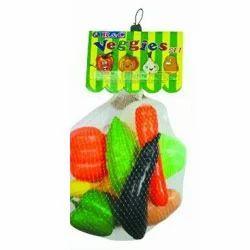 Plastic Vegetables Set