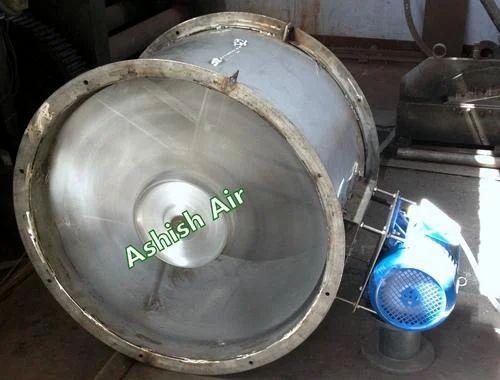 Industrial Fans V Belt Driven Axial Flow Fan