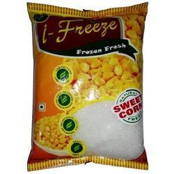 Frozen Corn Packaging Pouch