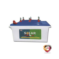 Solar Tubular Batteries