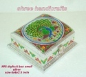 Dry Fruit Box NRI Small Silver