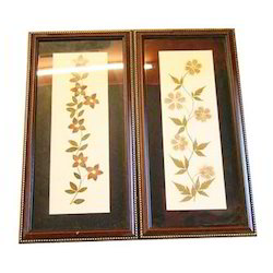 Brown Engraved Wooden Frames, For Decorative, Size: 5 X 7 Inch