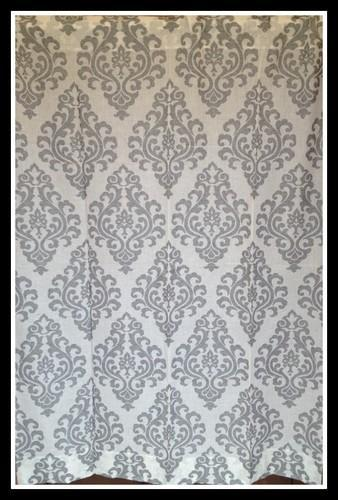 Cotton Cutwork Curtains