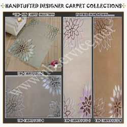 Hand Tufted Designer Carpet