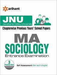 jnu chapterwise previous years solved papers ma sociology