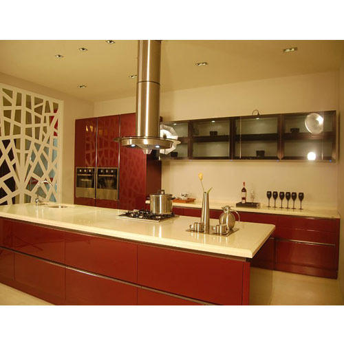 Acrylic Kitchen Cabinet Manufacturer