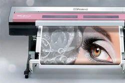Metallic Colour Printing Service