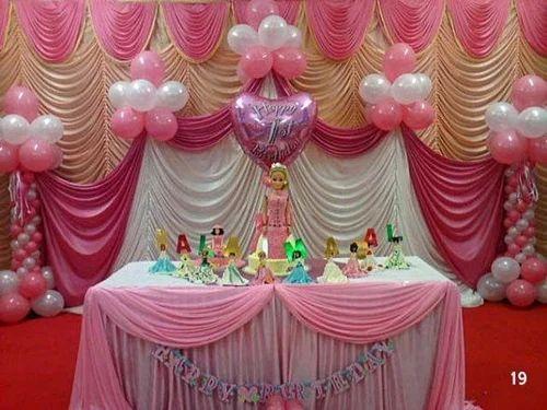 Birthday Party Decoration in Chennai Pushpa Nagar by Annai