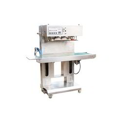 SS Continuous Band Sealer Machine