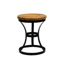 Metal Sitting Stool