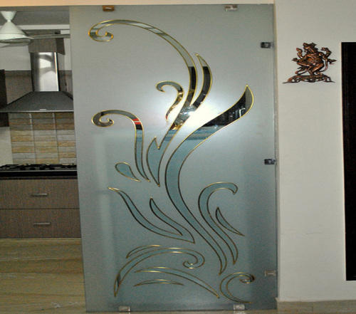 Glass On Glass Fusion Mirrors And Glassware Maurya