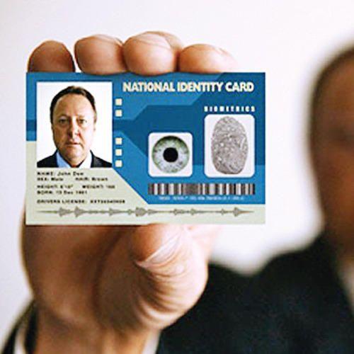 Biometric Cards in India